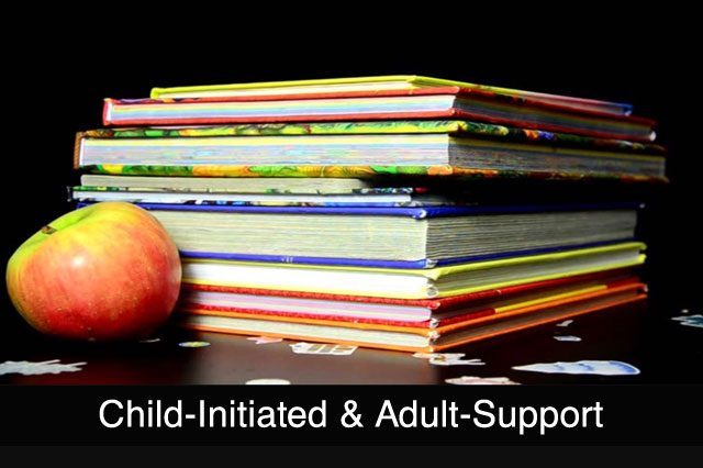 Child-Initiated & Adult-Supported Experiences